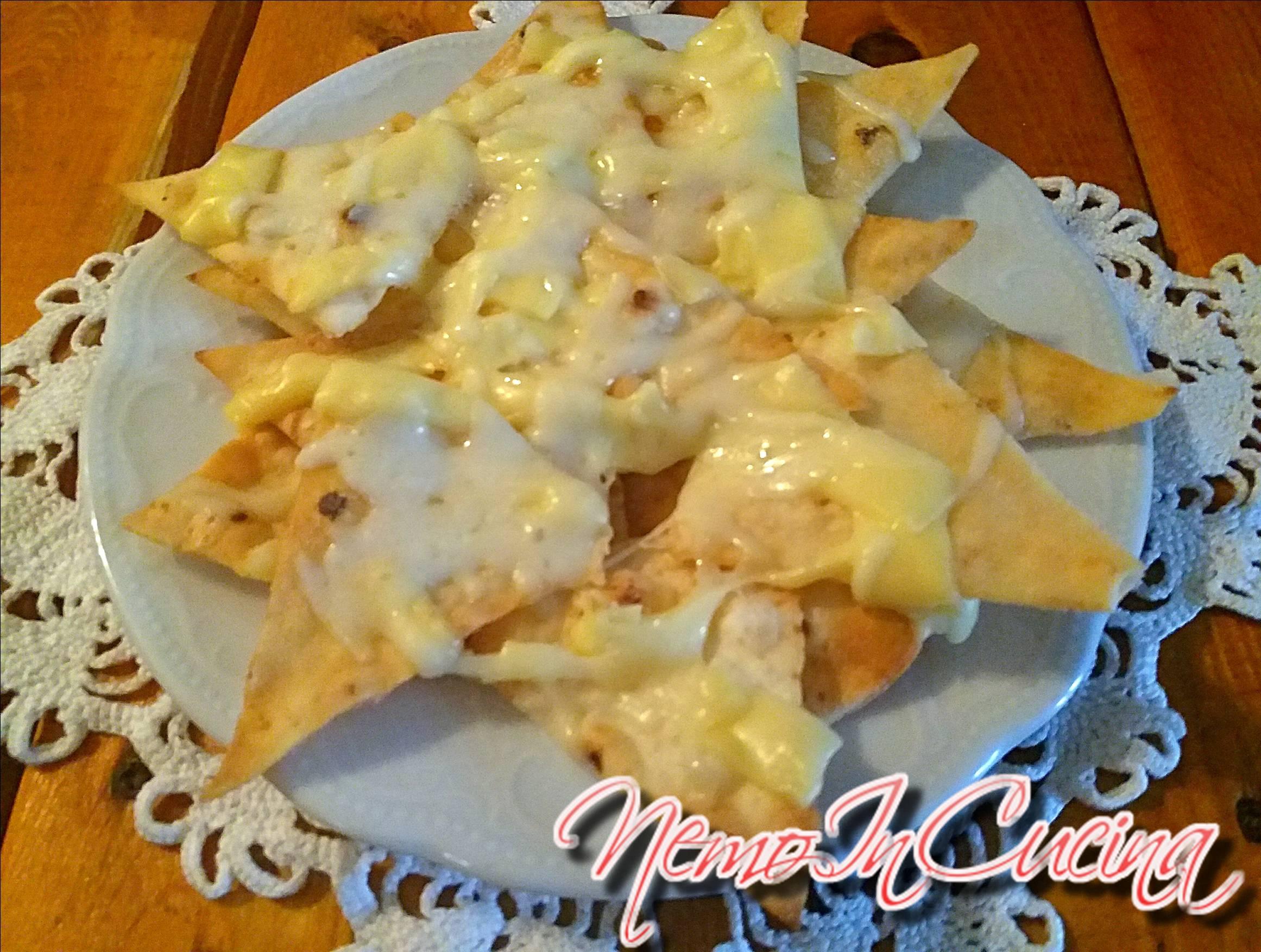 Ricetta Nachos Senza Glutine.Nachos Senza Glutine Nemoincucina