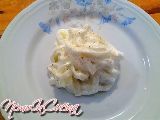 Tagliolini senza glutine con Panna e Noce moscata2