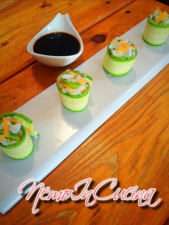 Sushi di Zucchine2