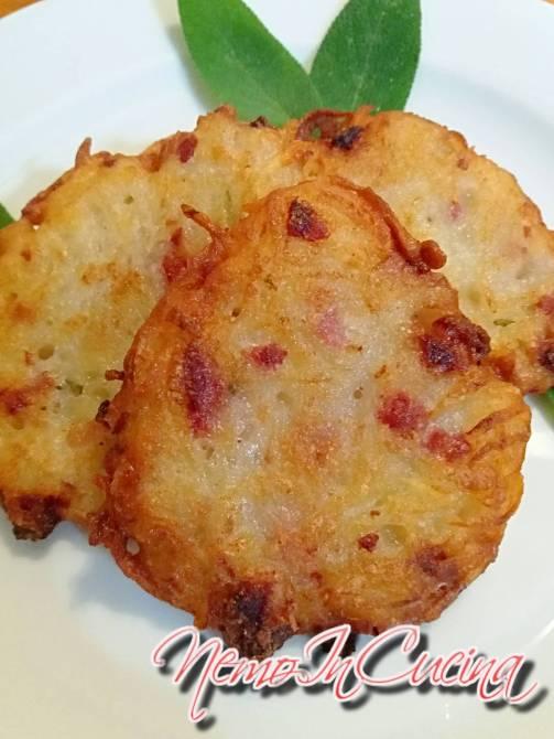 Frittelle di Patate e Salsiccia2