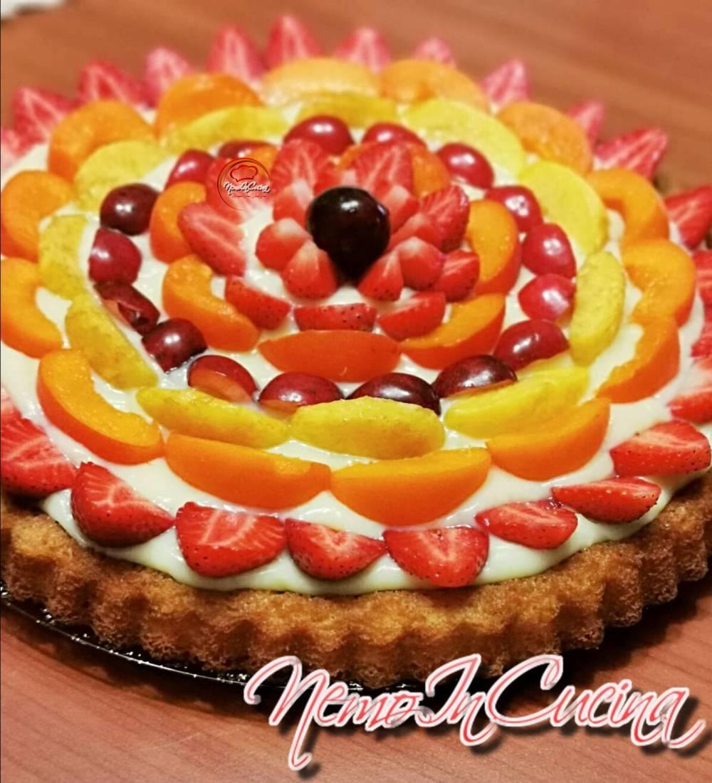 Crostata Morbida alla Frutta2
