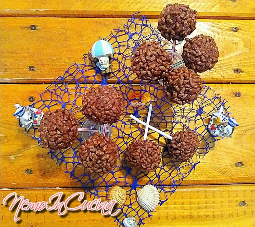 Brownies & Puffed Rice lollipop2